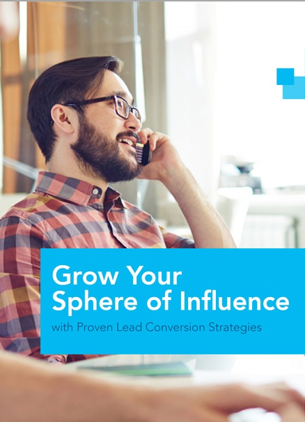 Grow Your Sphere of Influence ebook cover